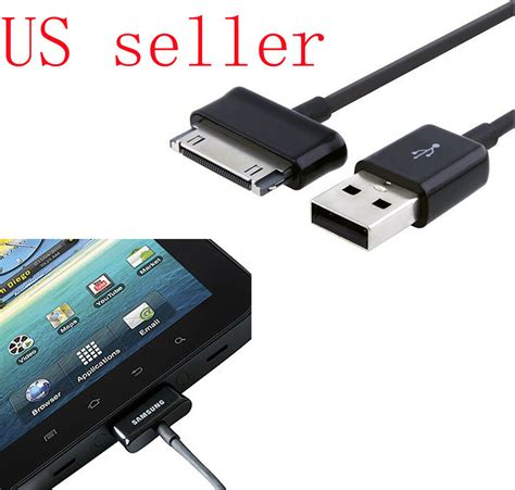 Charger For A Samsung Galaxy Note 10 1 by Usb Sync Data Power Charger Cable For Samsung Galaxy Tab 2 Note 10 1 Inch Tablet Ebay