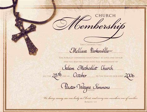 church membership card template 7 best images of powerpoint design templates for
