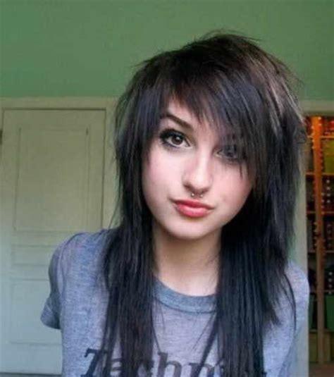 cortes de cabello y peinados emo para chicas 2015 moda femenina cortes de cabello y peinados emo para chicas aquimoda