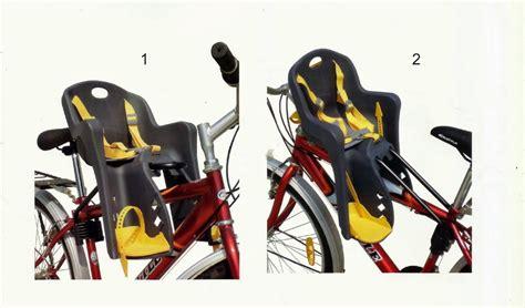 Kursi Boncengan Sepeda Anak Belakang kursi boncengan anak depan araka shop