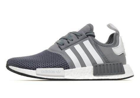 jd sports shoes adidas nmd r1 grey white jd sports exclusive