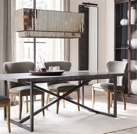 Restoration Hardware Dining Room Table by