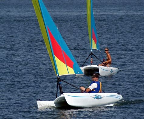 Hibie Q hobie cat images