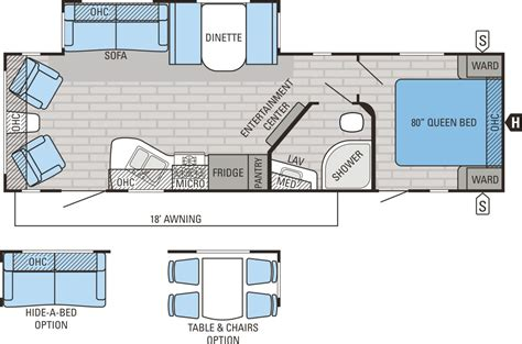 jayco travel trailer floor plans jayco jay flight 28rls travel trailer tcrv