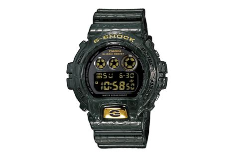 Casio Gshock Dw 6900 casio g shock dw 6900 quot reptiles quot collection hypebeast