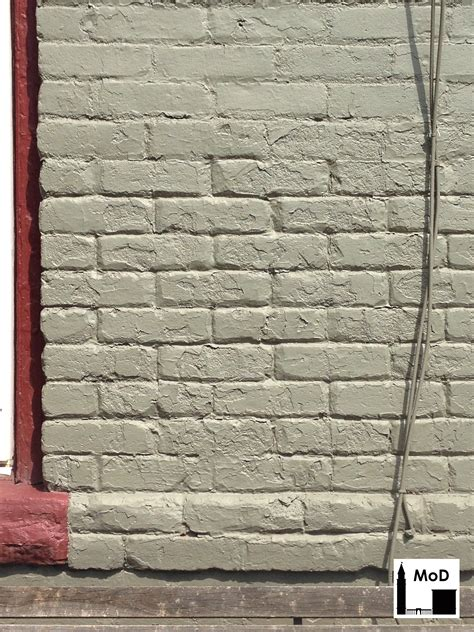 Painting Brick by Painted Brick The Masonry Of Denver