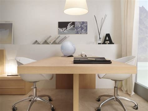 Double Desk Home Office Increasing Exclusiveness