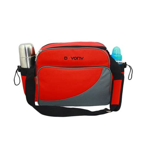 Tas Roxion Sport 02 Merah jual weekend deal dayony mb 02 tas bayi merah harga kualitas terjamin blibli