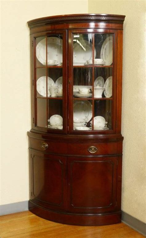 sideboards awesome corner china hutch for sale exciting