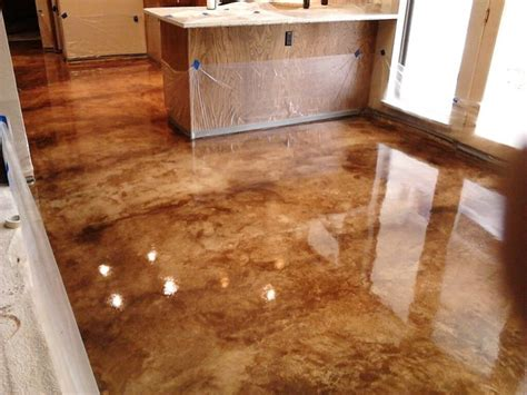 concrete flooring ideas for your home flooring professionals