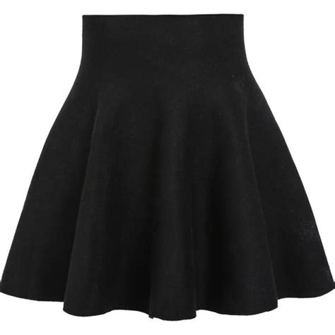 a skirts and black skirts on