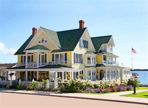 mackinac island bed and breakfast welcome back to summer at bay view b b recipe inside
