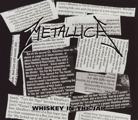 metallica whisky in the jar lyrics metallica whiskey in the jar lyrics genius lyrics