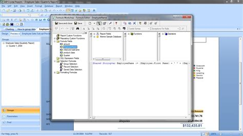 tutorial sap crystal reports crystal reports
