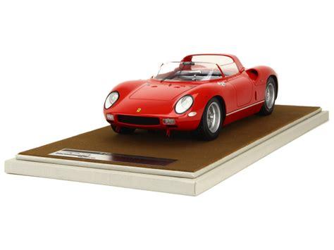 Ferrari Press by Ferrari 250p Press Version 1963 Tecnomodel 1 18