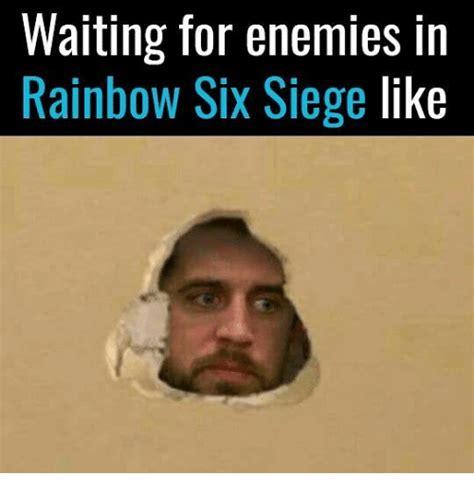 Six Meme - 25 best memes about rainbow six rainbow six memes
