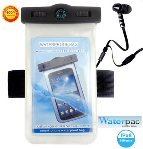 Cover Hp Anti Air Waterproof Kantung Hp Gadget Standart Ipx8 Aksesoris jual waterproof sarung hp anti air bikin hp jadi kamera underwater tspoint store