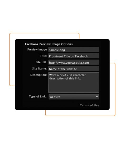 muse themes facebook preview adobe muse facebook previews widget by musethemes
