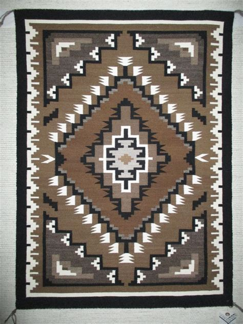 Two Grey Rug by Medium Size Two Grey Rug By Larry Nathaniel Two