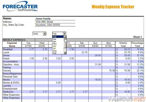 expense tracker template for excel best photos of money tracking template excel excel