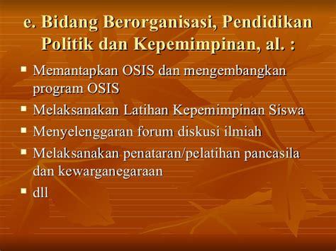Pendidikan Pancasila Kewarganegaraan Ppknpetra Togamasfree Su presentasi ldk osis 2