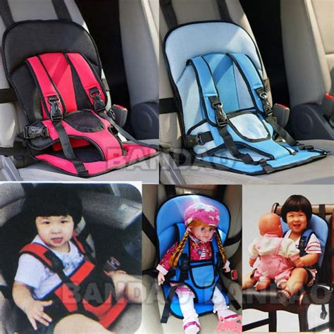 car seat pillow for toddlers portable baby infant children car safety booster seat