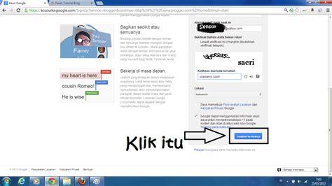 membuat gmail blog renita membuat akun gmail akun blogger blog