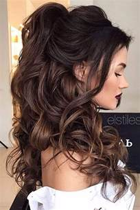 25 best ideas about prom hairstyles on hair