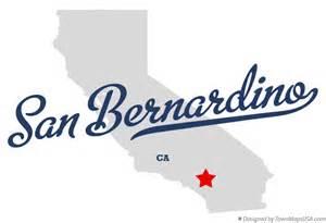 san bernardino california map san bernardino california map california map