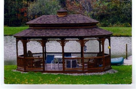 outside gazebo gazebos outdoor accents