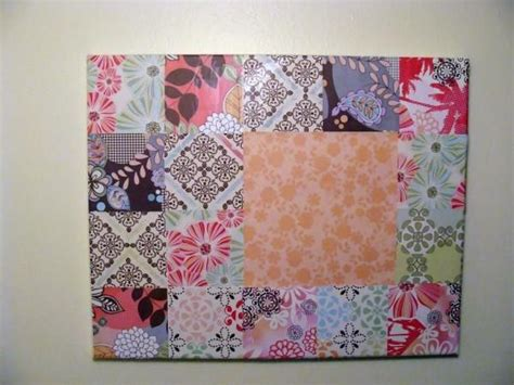 decoupage fabric on canvas 25 best ideas about decoupage canvas on