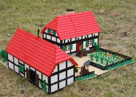 Lego Farm House And Lego Barn | lego farm house and lego barn
