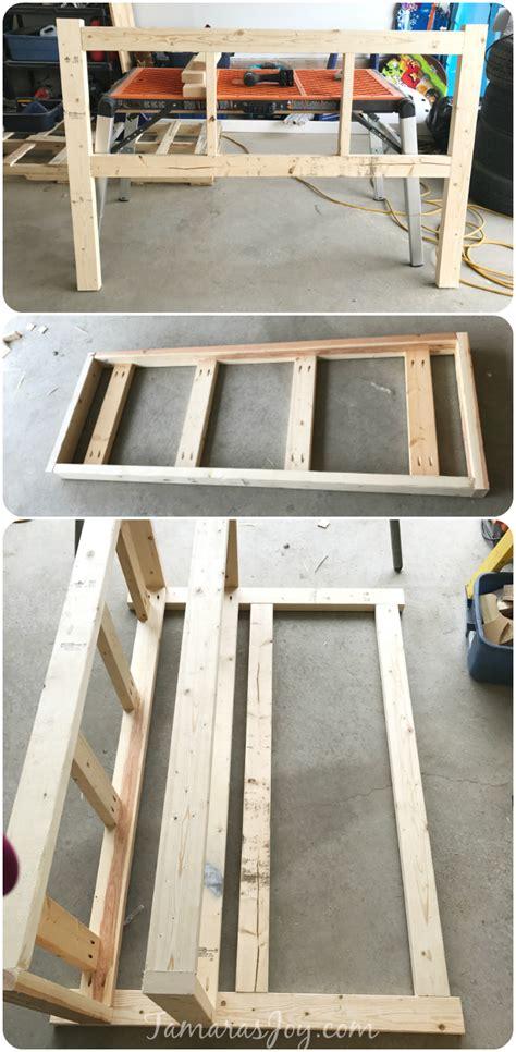 build an outdoor storage bench diy outdoor storage bench ana white inspired tamara s joy