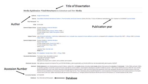 citing dissertation apa how to cite a thesis dissertation in chicago turabian