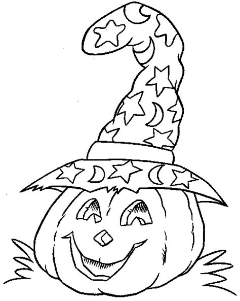 easy coloring pages for halloween easy halloween pumpkin to draw on the windows for