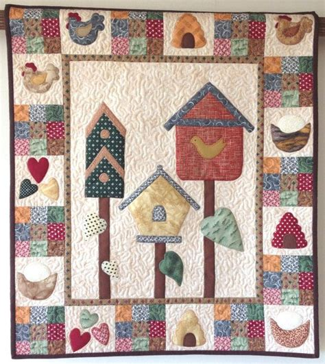 Birdhouse Quilt by 1000 Images About Birdhouse Quilts On Bird