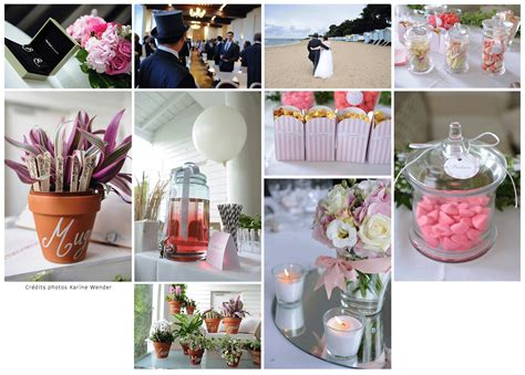 theme rose et or th 232 me mariage romantique theme mariage nature th 232 me