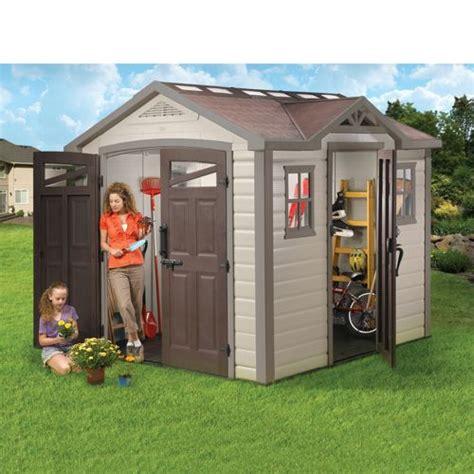 basic instructions  keter sheds  wood shed plans
