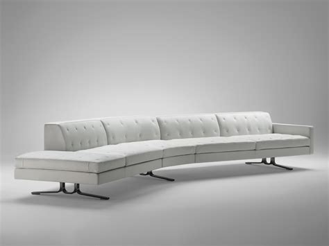buy the poltrona frau kennedee curved sofa at nest co uk