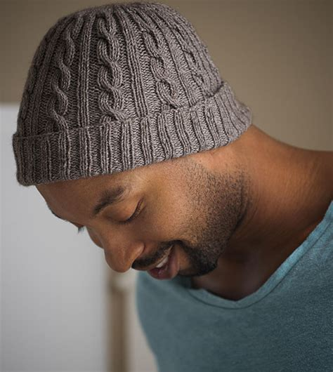 free mens cable knit hat pattern approved cabled hat pattern expression fiber arts