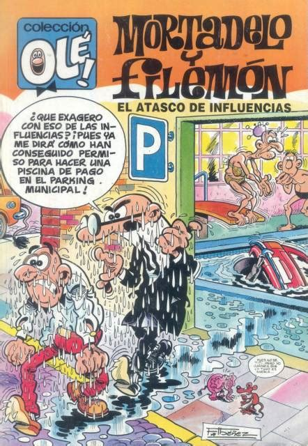 mortadelo y filemon vol coleccion ole de mortadelo y filemon volume comic vine