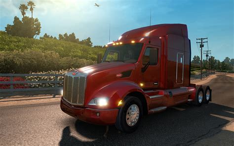 trucks on truck simulator
