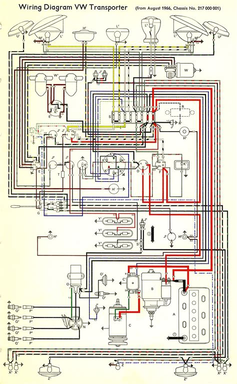 1960 vw wiring diagram get free image about wiring diagram