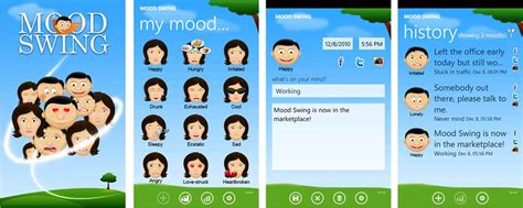 mood swings and ovulation mood swing app spotlight windows central