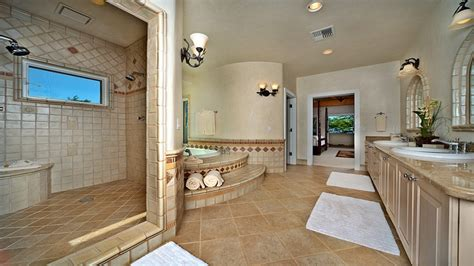 Interior Colors For Homes by Luxury House Ideas Spa Like Relaxing Master Bathrooms