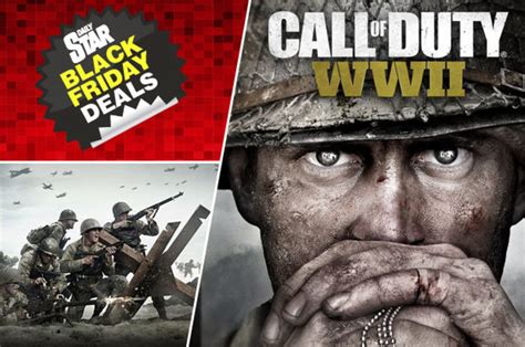 call of duty wwii ps4 pc xbox one zombies reddit tips guide unofficial books call of duty ww2 black friday 2017 uk deals best prices