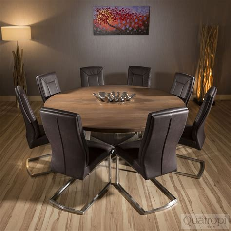 dining table with comfy chairs large 1 8mtr brown oak dining table 8 comfy