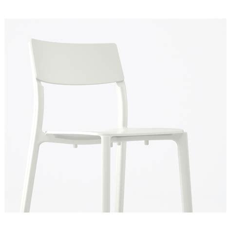 white cafe chairs janinge chair white ikea