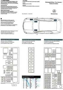 2009 mercedes c350 sport fuse diagram fixya