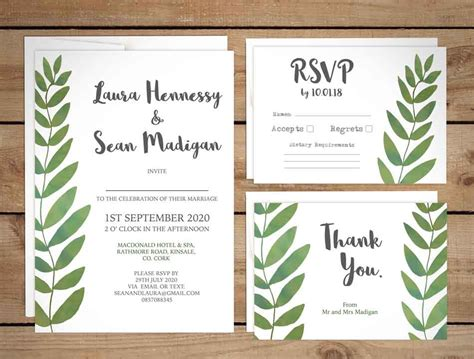 day wedding invitations ballymena unique wedding invitations let your big day stand out